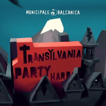 Transylvania Party Hard cover