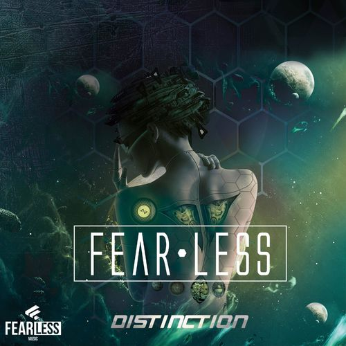 Distinction - Fear Less (Album) [FLM017]