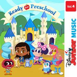 Disney Junior Music: Ready for Preschool Vol. 4