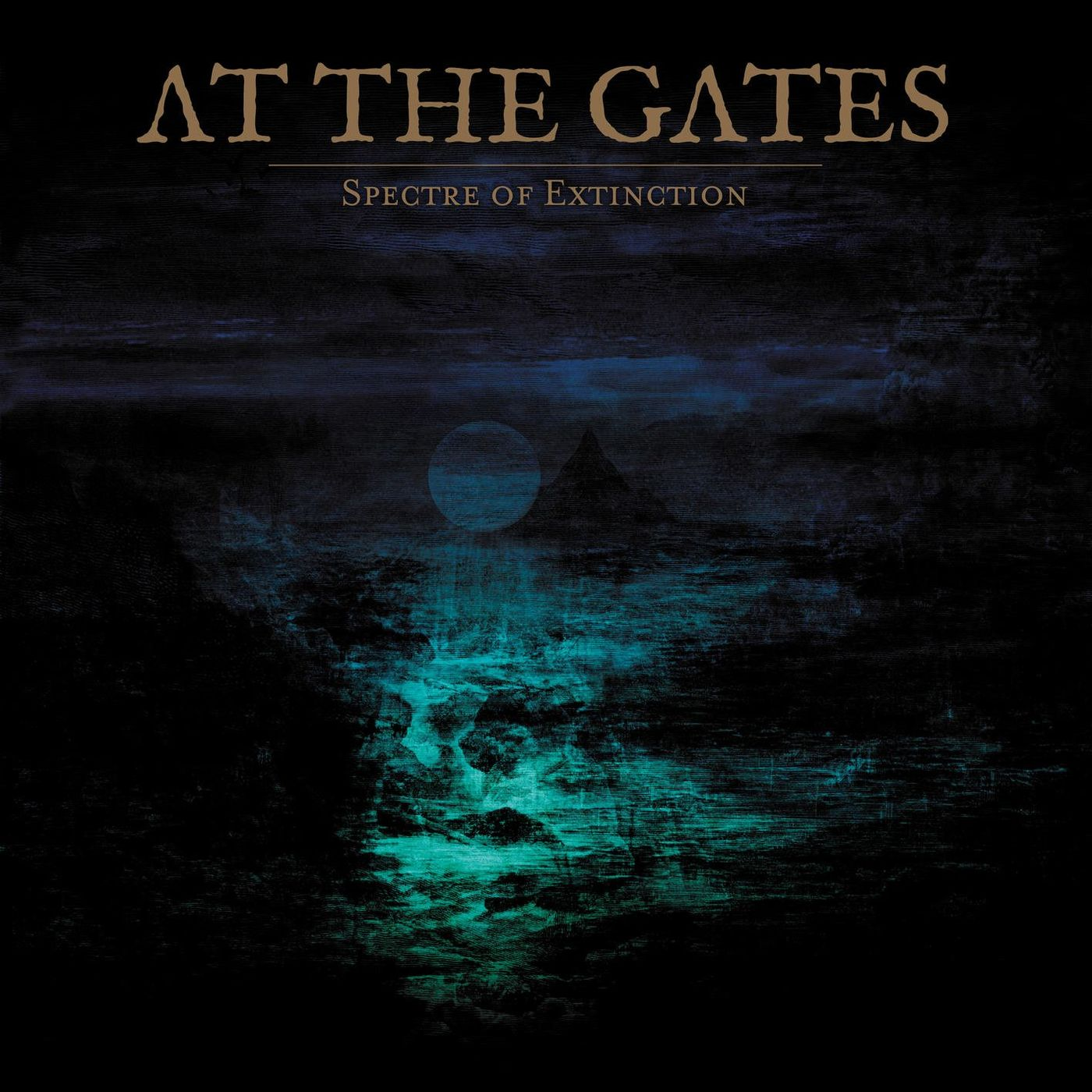 At the Gates - Spectre of Extinction [single] (2021)