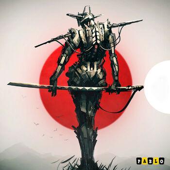Afro Samurai cover