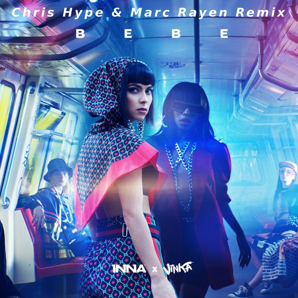 Bebe (Chris Hype & Marc Rayen Radio Remix)