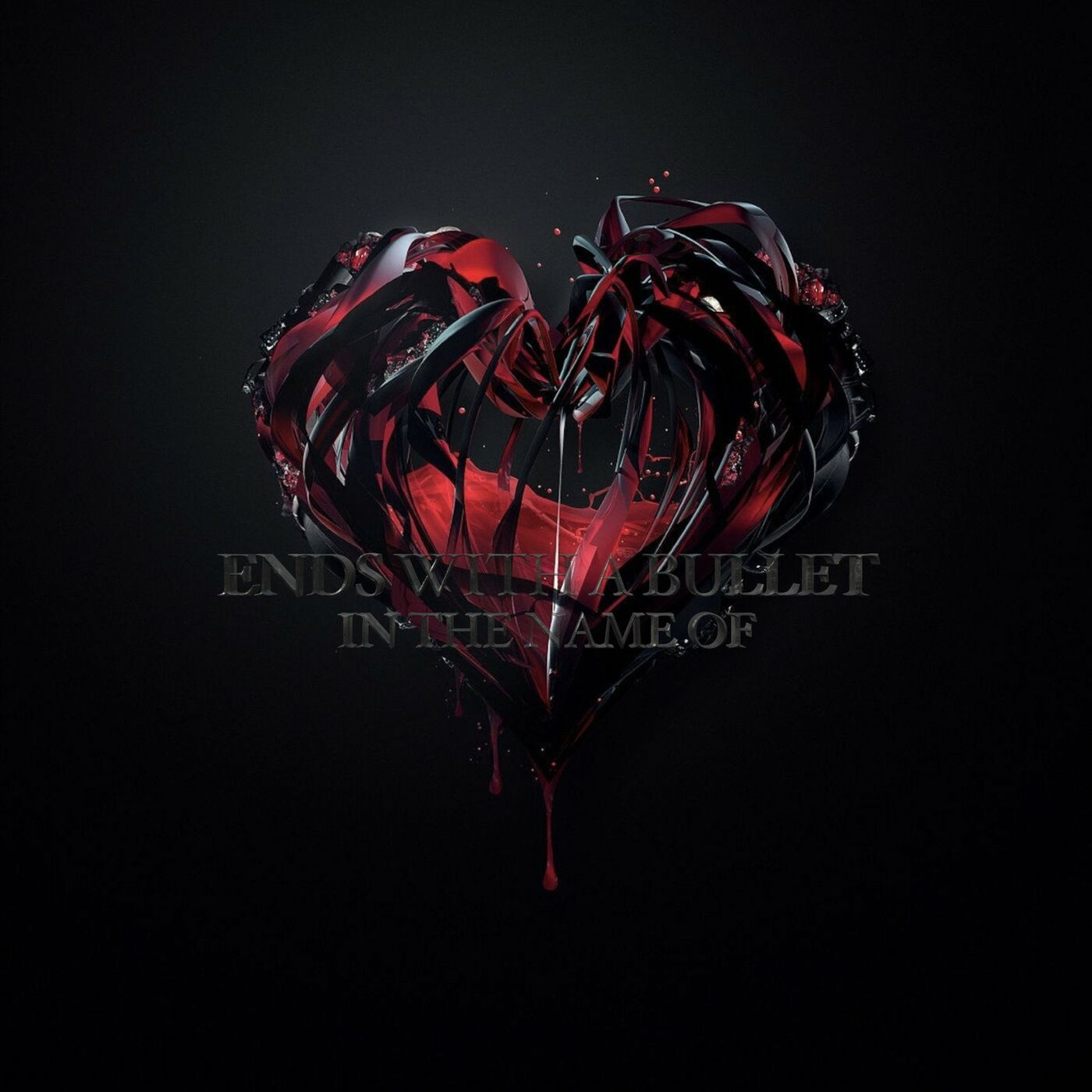 Ends With A Bullet - In the Name Of [single] (2021)