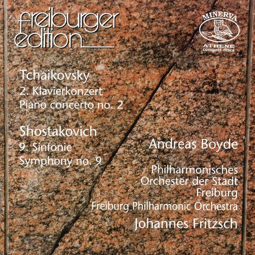 Johannes Fritzsch: Tchaikovsky: Piano Concerto No  2 - Shostakovich