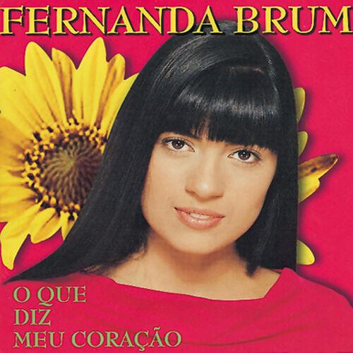 Baixar CD O Que Diz Meu Coração – Fernanda Brum (1999) Grátis