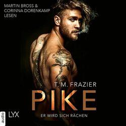 Pike - Er wird sich rächen - Pike-Duett, Teil 1 (Ungekürzt) Audiobook