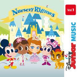 Disney Junior Music Nursery Rhymes Vol. 1