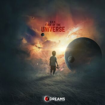 Edge of the Universe cover