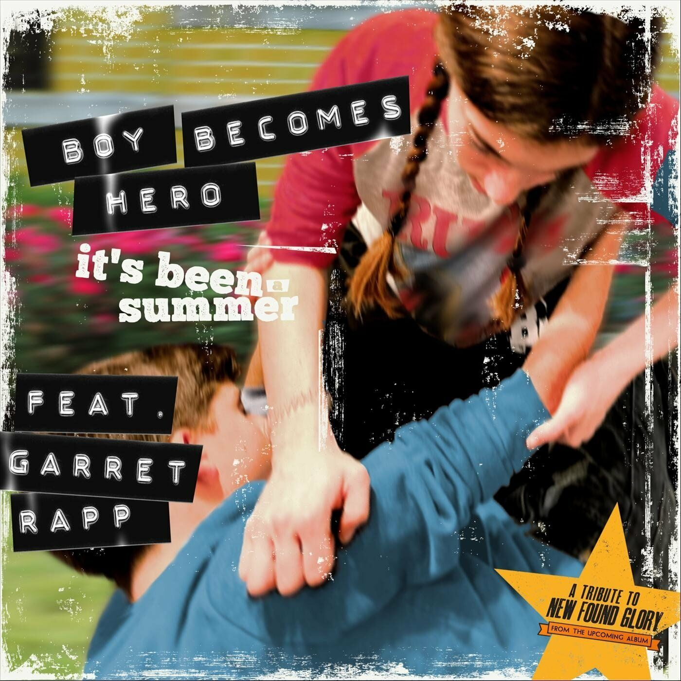 Boy Becomes Hero - It's Been a Summer [single] (2021)
