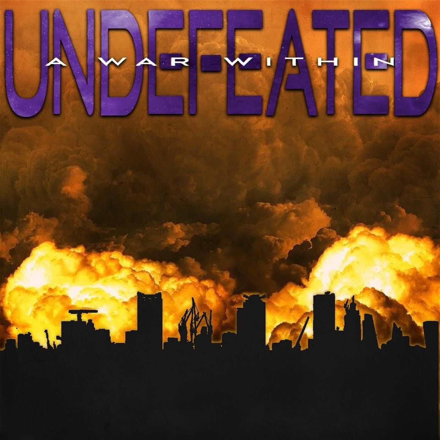 A War Within - Undefeated [single] (2020)