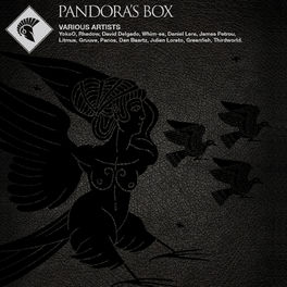 Album cover of Pandora's Box