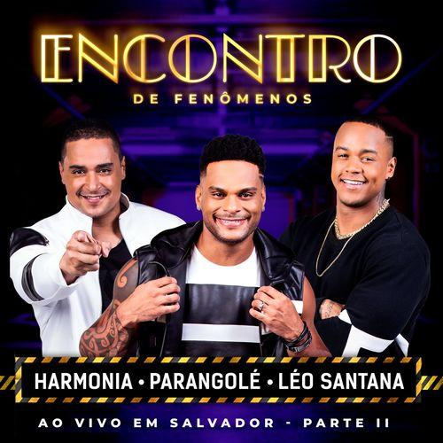 Encontro De Fenômenos (Ao Vivo / Part. II) 2020 CD Completo