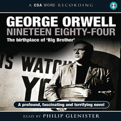 Nineteen Eighty-Four (Abridged) Audiobook