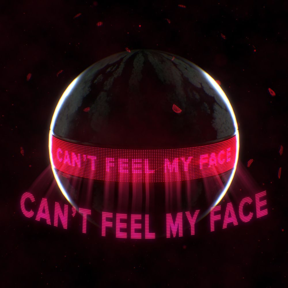 Can't Feel My Face (feat. Ember Island)