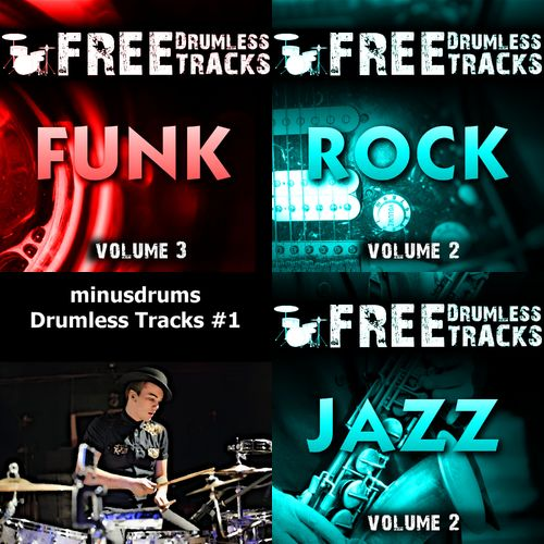 drumless track playlist - Listen now on Deezer | Music Streaming