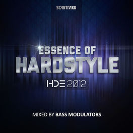 Album cover of Essence Of Hardstyle - HDE 2012