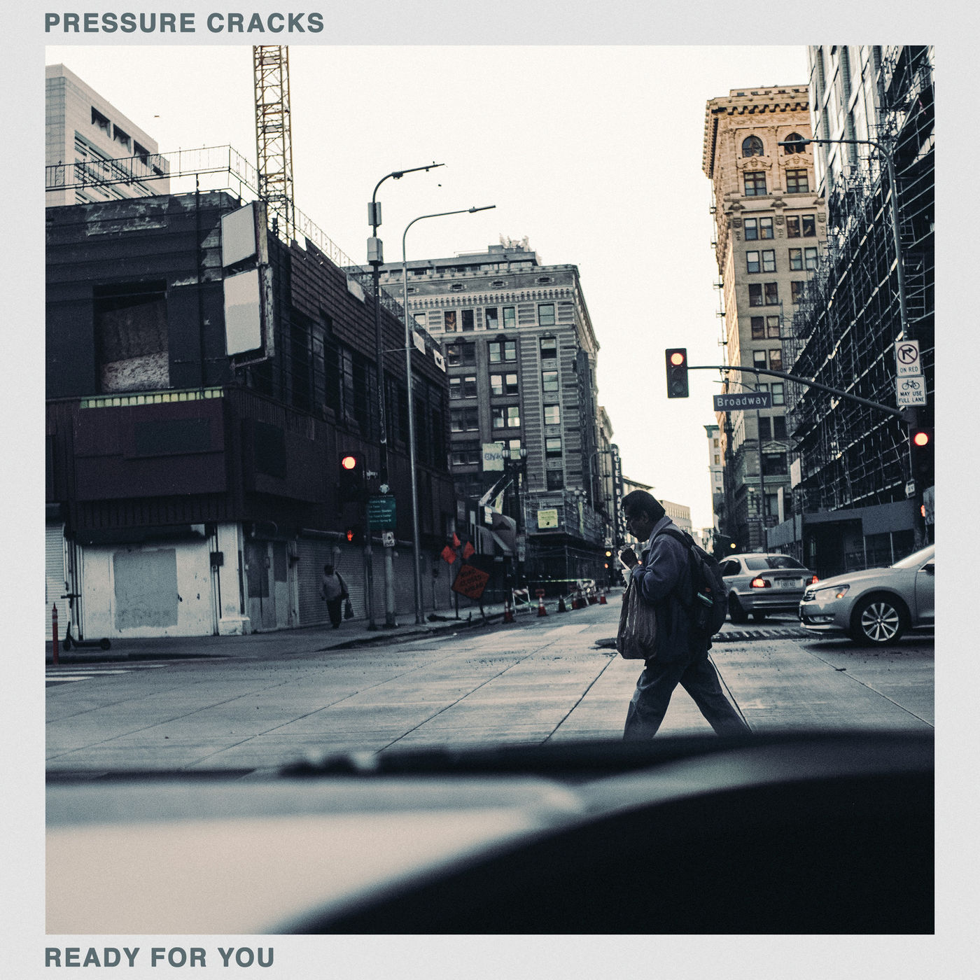 Pressure Cracks - Ready For You [single] (2019)