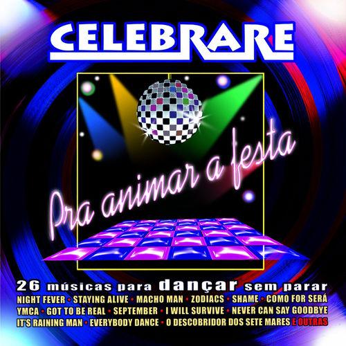 Baixar CD Pra Animar a Festa – Celebrare (2001) Grátis