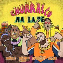 Churrasco Na Laje (Com Dfideliz, MC Kevin o Chris)
