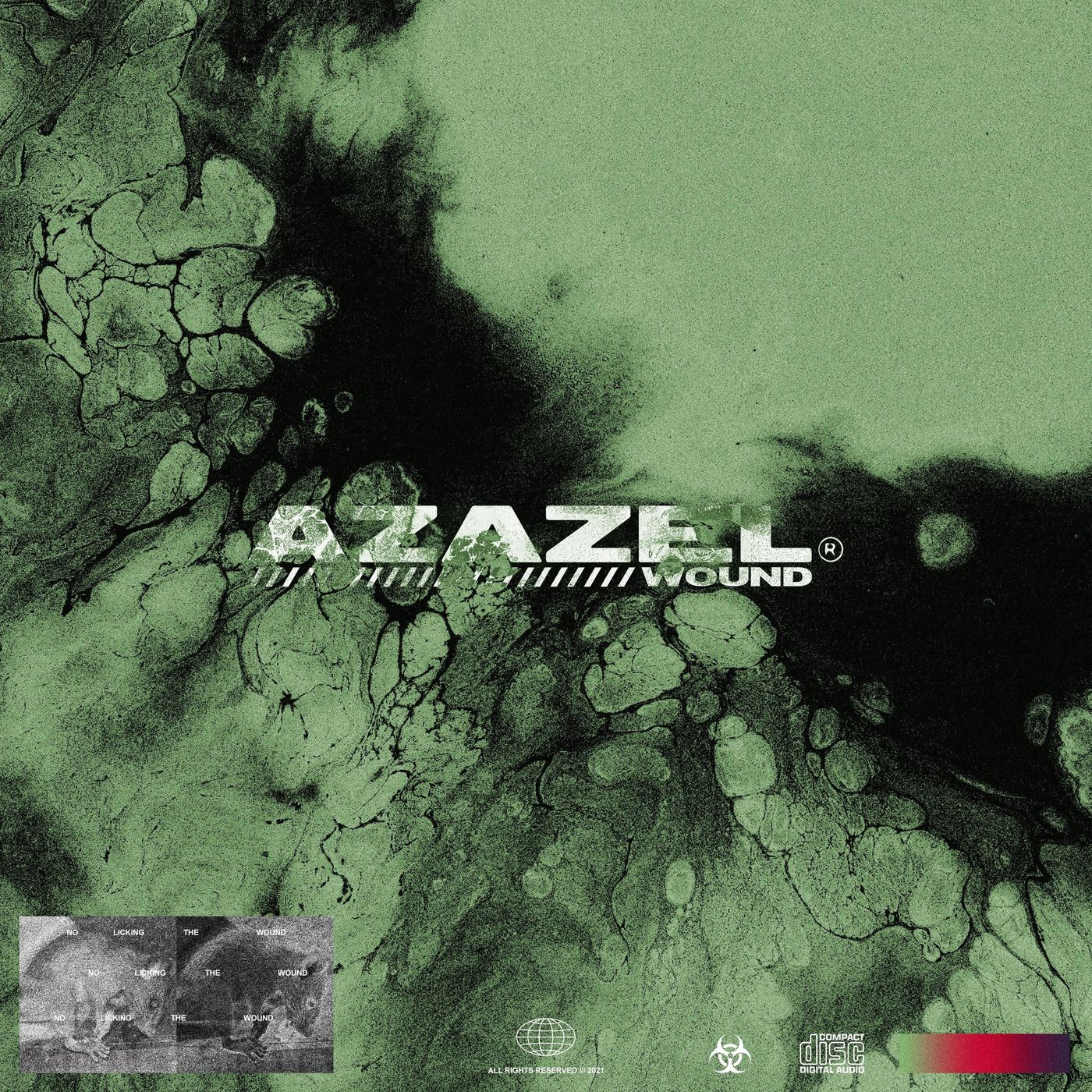 Azazel - WOUND [single] (2021)