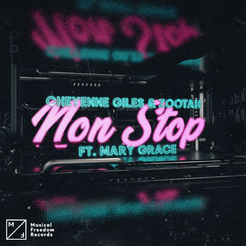 Non Stop (feat. Mary Grace) cover