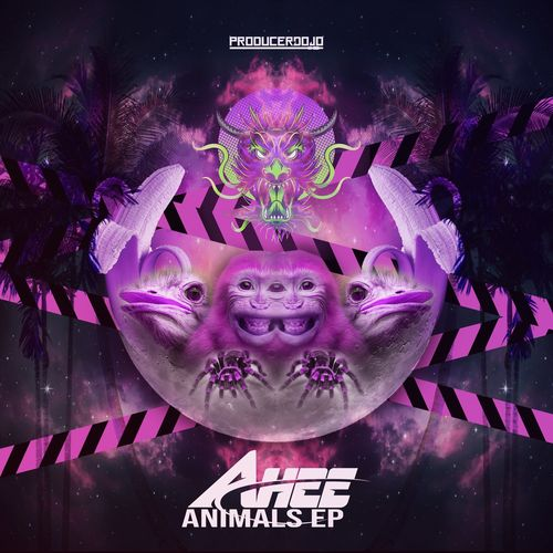 Download AHEE - Animals EP (PDJ033) mp3