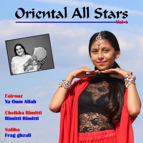 Various Artists: Oriental All Stars, Vol  1 - Musikstreaming