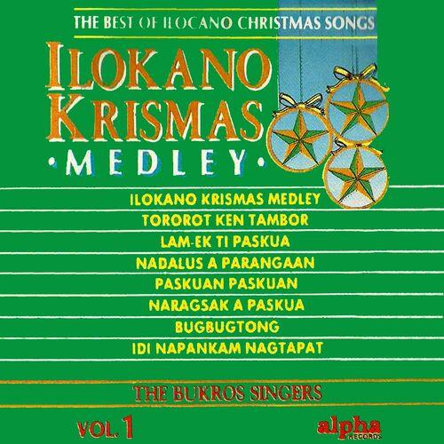 Karaoke Christmas Songs.The Bukros Singers The Best Of Ilocano Christmas Songs Vol