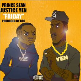 Album cover of Friday (feat. Prince Sean)
