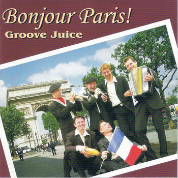 An American in Paris cover
