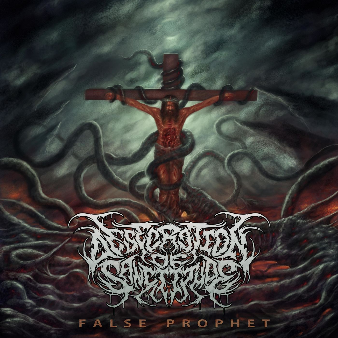 Desecration of Sanctitude - False Prophet [single] (2020)