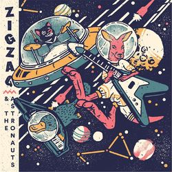 Zigzag and the Astronauts