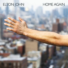 Home Again - Elton John - Interactive Chords and Diagrams