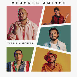 Album cover of Mejores Amigos