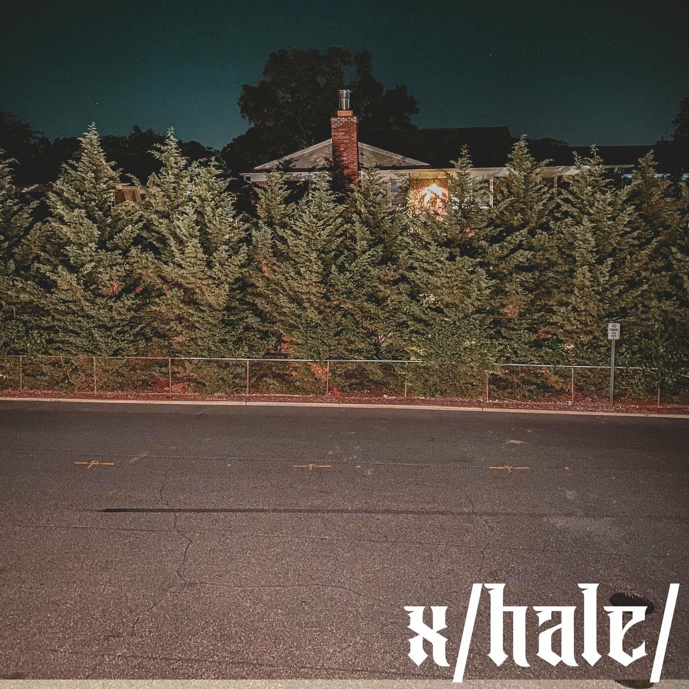 Xhale - Nursing An Eternal Head Wound [single] (2021)