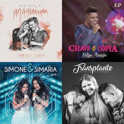CD Top Sertanejo – Atualizada Setembro (2018)