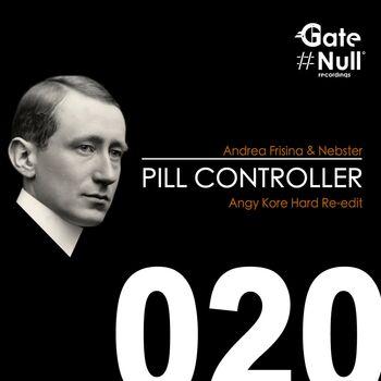 Pill Controller cover