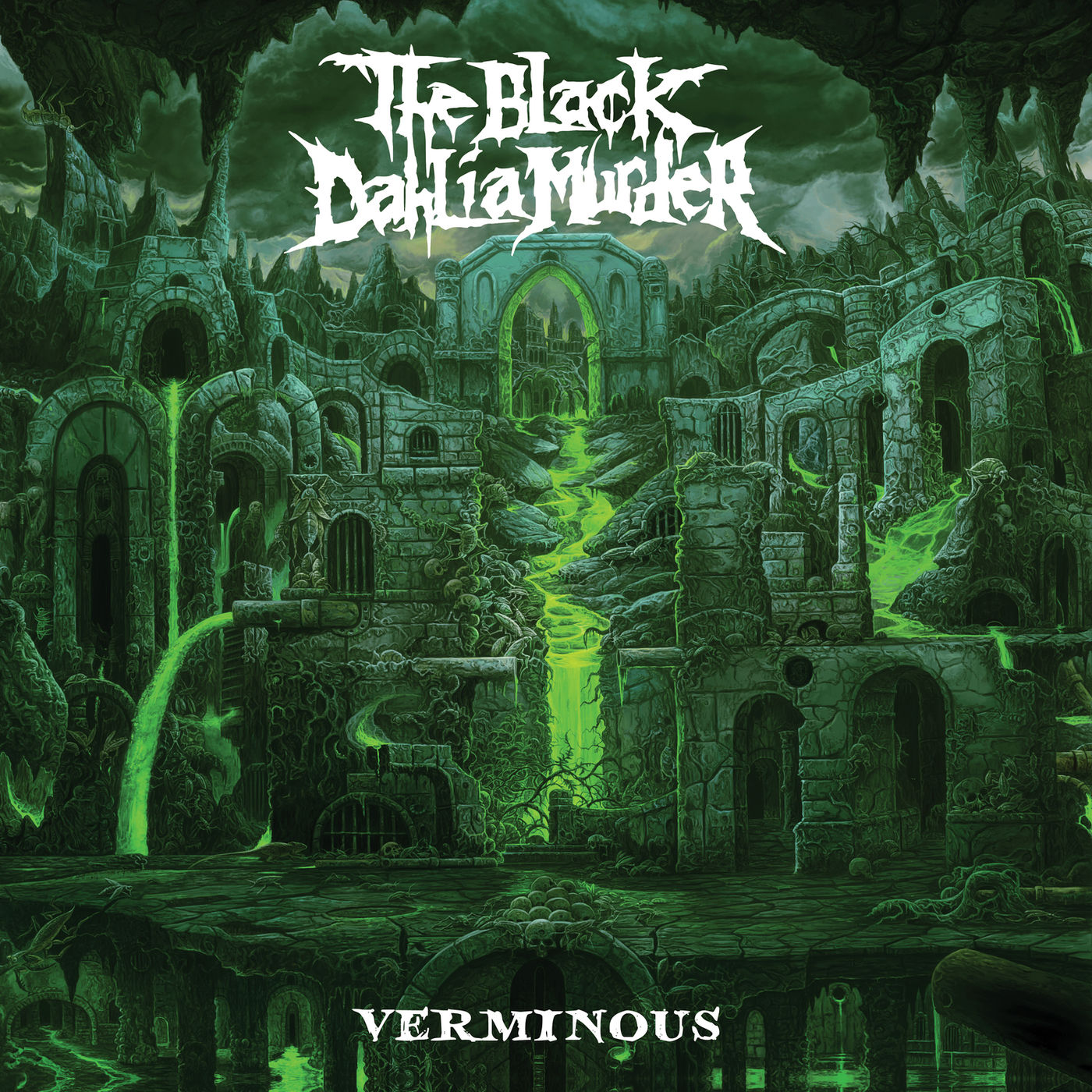The Black Dahlia Murder - Verminous [single] (2020)