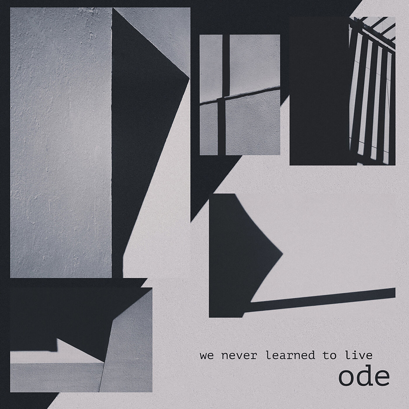 We Never Learned To Live - Ode [EP] (2020)