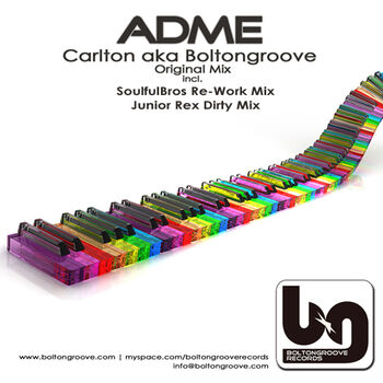 Adme (Soulfulbros Rework Mix) cover