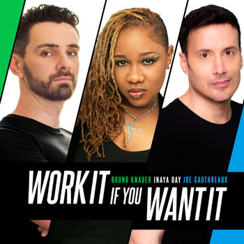Work It If You Want It (Radio Mix) cover