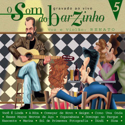 Renato Vargas – O Som do Barzinho Volume 5 2000 CD Completo
