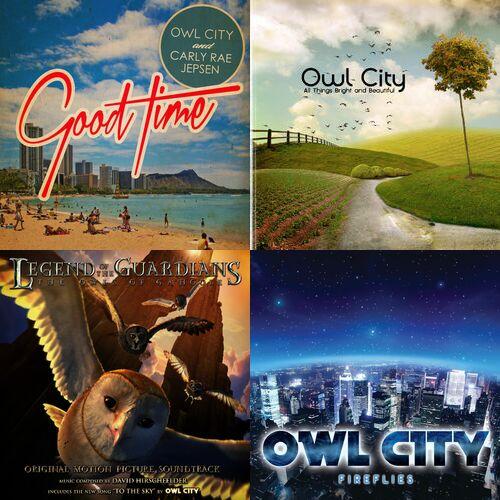 owl city playlist - Listen now on Deezer | Music Streaming