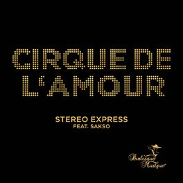 Album cover of Cirque de L'Amour