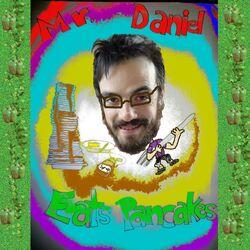 Mr. Daniel Eats Pancakes