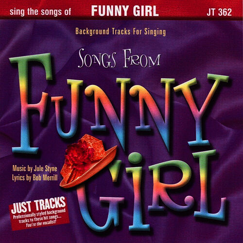 Studio Musicians: Just Tracks: Sing the Songs of Funny Girl