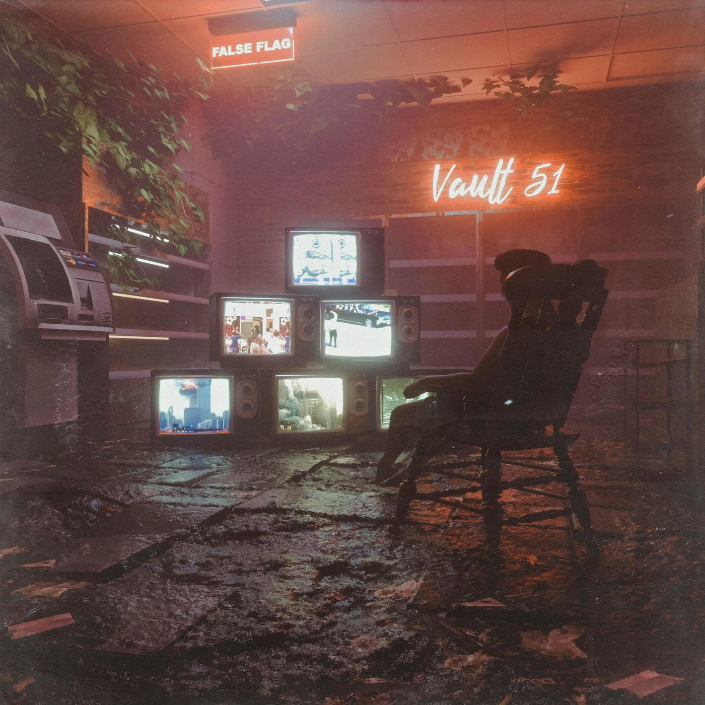 Vault 51 - False Flag [EP] (2019)
