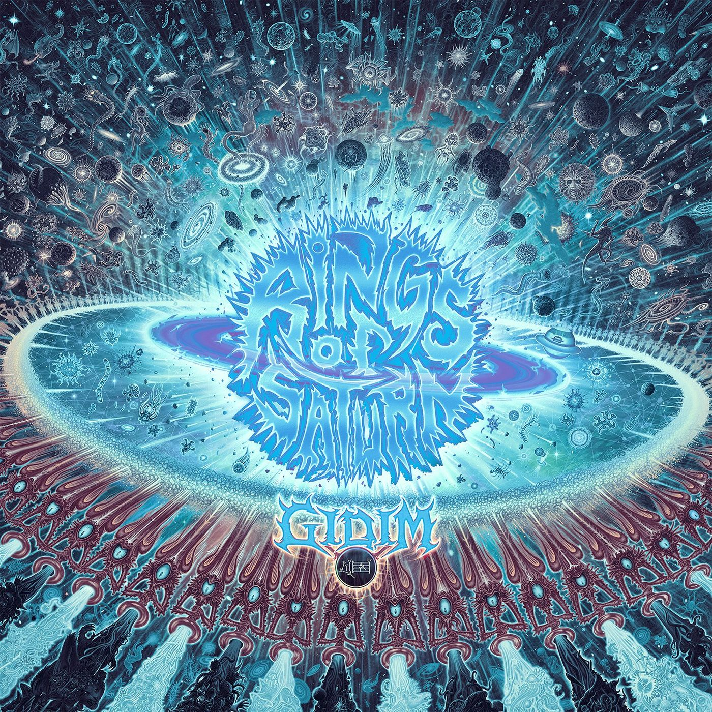 Rings of Saturn - Gidim (Instrumental) (2020)