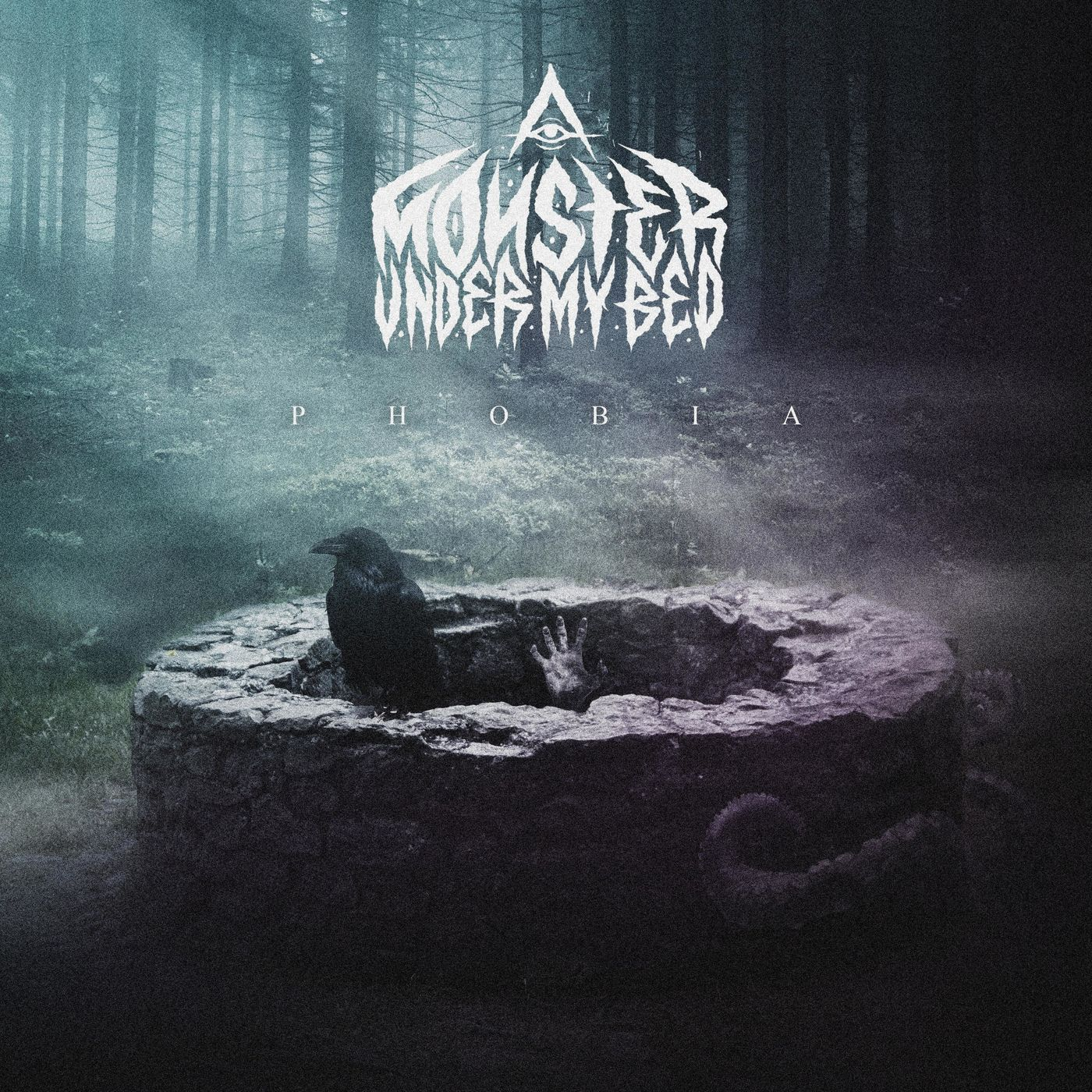 A Monster Under My Bed - Phobia [EP] (2020)