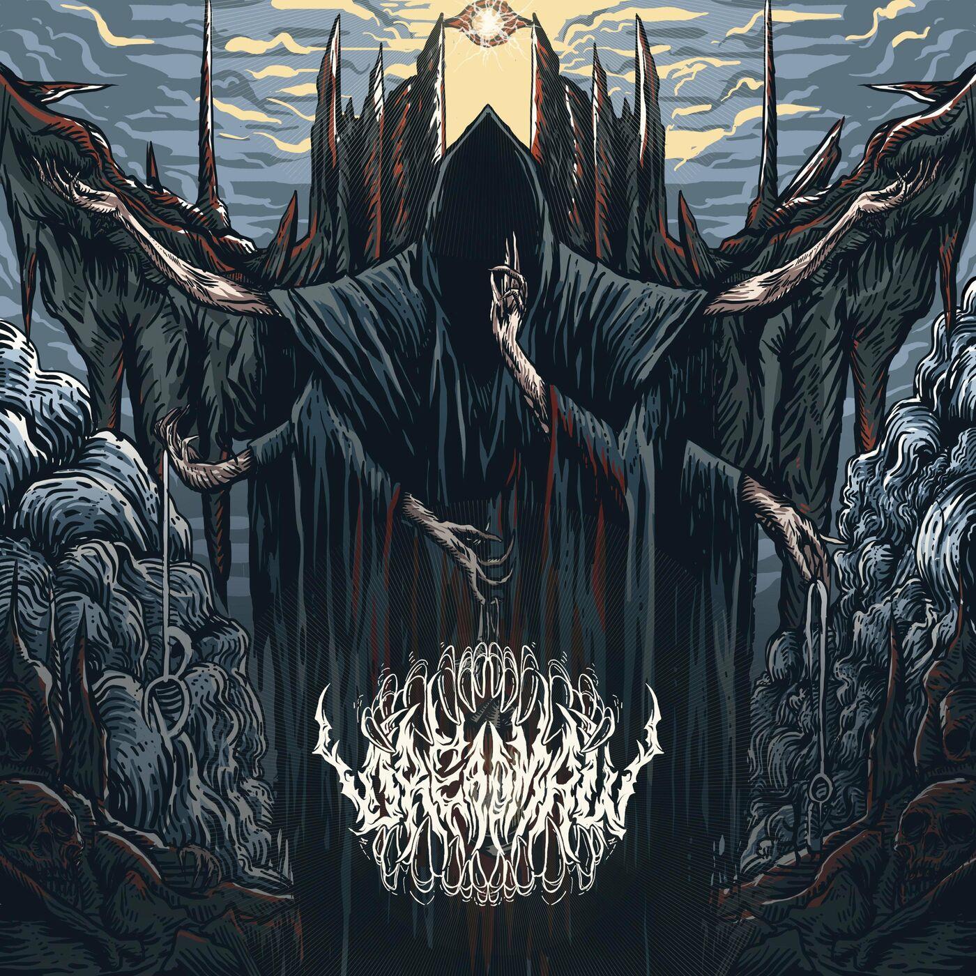 Dread Maw - Malefic Visions [single] (2021)